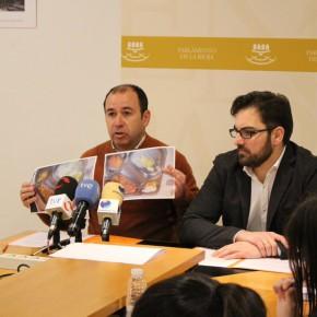 Ciudadanos (C's) exige explicaciones a la Consejería de Educación por el caso del comedor del colegio de Villamediana