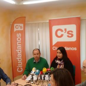 Ciudadanos exige la dimisión del alcalde de Villamediana y los concejales imputados por el presunto delito urbanístico