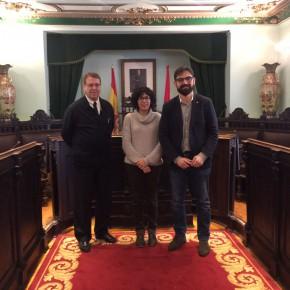 Ciudadanos impulsará la conversión de la antigua guardería de Haro en un gran aulario en los próximos presupuestos