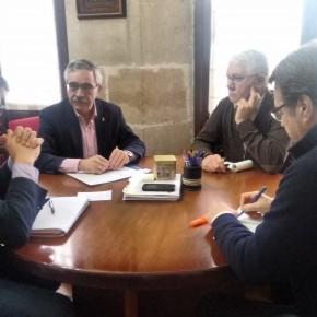 Ciudadanos quiere que el Gobierno regional se implique en la renovación de las redes de saneamiento de Santo Domingo
