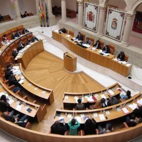 Ciudadanos lamenta que la presidenta del Parlamento devuelva casi 500.000 euros al Gobierno del presupuesto de la Cámara
