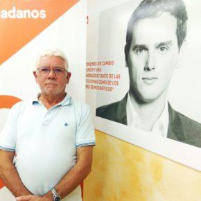 Carmelo Maeztu, asume la coordinación de la Agrupación local de Ciudadanos Nájera como reto para mejorar la ciudad