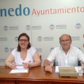 Virginia Domínguez sustituye a Pedro Marín como concejal de Ciudadanos en el Ayuntamiento de Arnedo