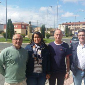 Ciudadanos consolida su expansión con la creación del Grupo Local de Santo Domingo de la Calzada