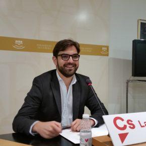 """Diego Ubis: """"Hemos propuesto que la gratuidad de 0 a 3 tenga rango de ley y que la implantación sea total en los municipios menores de 5.000 habitantes"""""""