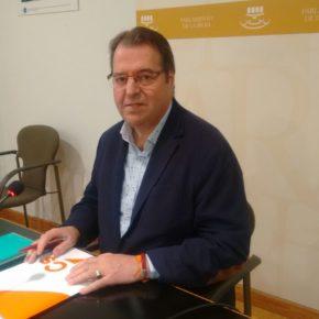 Ciudadanos cumple su compromiso para llevar la reforma del Estatuto de Autonomía de La Rioja al Congreso en los plazos previstos