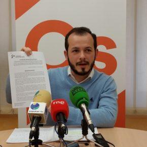 Ciudadanos insta a De La Serna a aclarar en el Congreso si La Rioja sigue en el trazado del Corredor Cantábrico Mediterráneo