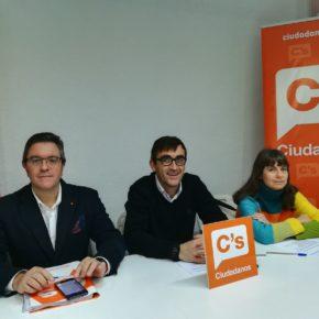 Ciudadanos presenta 5 enmiendas a los Presupuestos de Calahorra por un valor de 535.000 euros