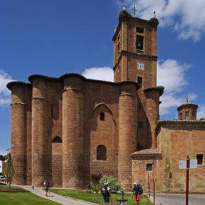 Ciudadanos Nájera reclama más promoción turística para el monasterio de Santa María La Real