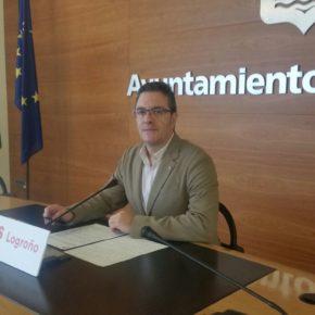 Ciudadanos reclama un Plan Estratégico de Comercio 2018-2022 para mejorar la competitividad del comercio de proximidad de Logroño