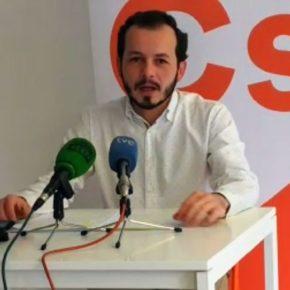 """Baena: """"En Ciudadanos nos hemos propuesto terminar con la precariedad laboral para garantizar las pensiones"""""""