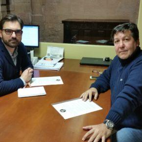 Ciudadanos se reúne con la Asociación La Rioja en Marcha