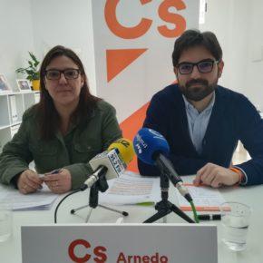 Ciudadanos reclama al Gobierno toda la información sobre la promoción de la exposición La Rioja Tierra Abierta en Arnedo