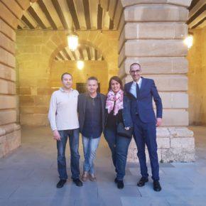 Ciudadanos La Rioja constituye el Grupo Local de Cs Haro