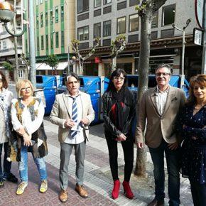 Ciudadanos propone una remodelación integral para Avenida de Portugal para favorecer a los vecinos y comerciantes de la zona
