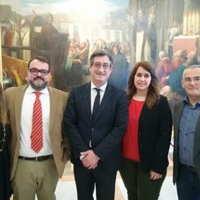 Ciudadanos lleva al Congreso la moción sobre la crisis en Venezuela basada en la aprobada en el pleno de Logroño