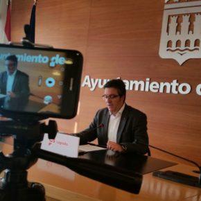 Ciudadanos propone constituir una Mesa de Rehabilitación para la recuperación de edificios de Logroño