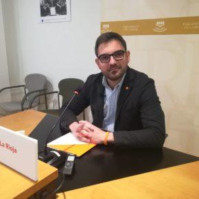 Ciudadanos reclama al Gobierno de La Rioja que recurra el 'cuponazo' vasco ante el Tribunal Constitucional