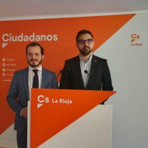 Ciudadanos en el Congreso pregunta al Gobierno central por la convocatoria la Comisión Mixta del artículo 46 del Estatuto de Autonomía de La Rioja