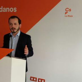 Ciudadanos pregunta en el Congreso qué medidas adoptará el Gobierno de España para incentivar la creación de nuevas empresas en La Rioja