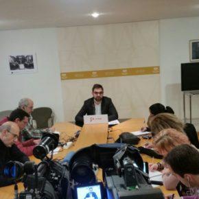 """Ubis: """"A día de hoy, Ciudadanos no tiene ningún pliego y autorizo al PP a demostrar que nos han enviado esa documentación"""""""