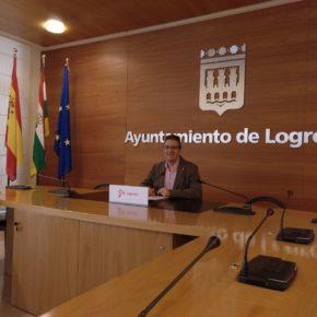 """San Martín: """"Hay que simplificar siempre la relación de los logroñeses con el Ayuntamiento"""""""