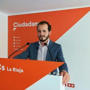 """Baena: """"Ceniceros es el responsable último de las políticas que deben liderar el desarrollo económico de La Rioja y por ello debe salir de su inmovilismo"""""""