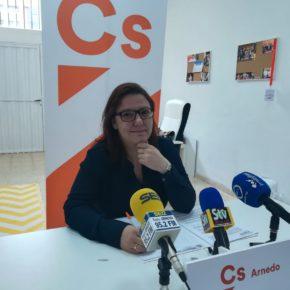 Cs Arnedo lamenta la falta de transparencia de García sobre la sentencia del Tribunal Supremo del Polígono El Campillo