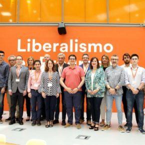 El Secretario de Acción Institucional Julián San Martín, participa en el encuentro nacional de Ciudadanos