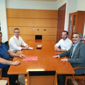 """Baena: """"La Universidad de La Rioja ganará en autonomía con la Ley de Transparencia en la Universidad de Ciudadanos"""""""