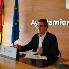 """San Martín: """"Logroño y los logroñeses necesitan un nuevo Plan General de Ordenación Urbana que el PP sigue paralizando"""""""