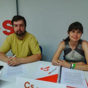 Ciudadanos insta a Martínez Portillo a determinar las necesidades del futuro centro de FP integrada antes de fijar su ubicación