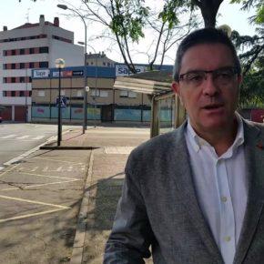 Ciudadanos exige al equipo de gobierno que cumpla con la accesibilidad en las paradas de autobús de Logroño