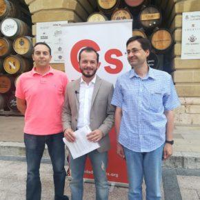 Ciudadanos exige al Gobierno que aclare ya si el trazado de la LAV a su paso por La Rioja pasará por Haro