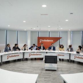 Baena participa en la reunión de portavoces autonómicos para seguir construyendo un proyecto de futuro para los riojanos