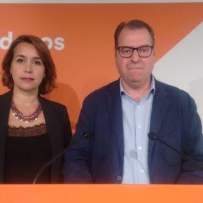 Ciudadanos lamenta la oportunidad perdida de reformar el Estatuto de La Rioja por la falta de voluntad política de Ceniceros