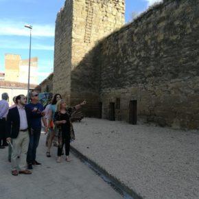 Ciudadanos insta al Ministerio a declarar Bien de Interés Cultural las Murallas de Santo Domingo de la Calzada