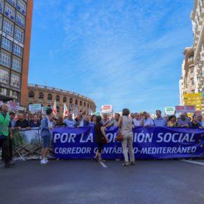 Ciudadanos lamenta la falta de compromiso y proyecto de Ceniceros en la defensa del Corredor Cantábrico-Mediterráneo