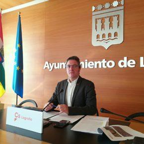 Ciudadanos recuerda que antes de aprobar la ordenanza de terrazas se debe delimitar las zonas acústicas de Logroño