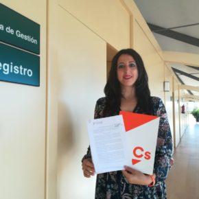 Ciudadanos propone una batería de medidas para que la maternidad no penalice el curriculum de investigadoras y científicas riojanas