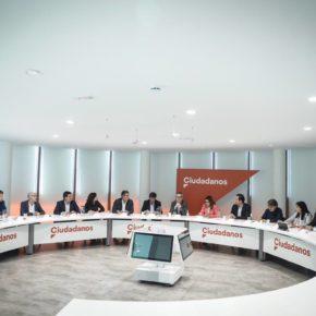 """Baena: """"El incremento de apoyos a Cs en La Rioja es fruto del buen trabajo que están realizando los miembros del partido en todo el país"""""""
