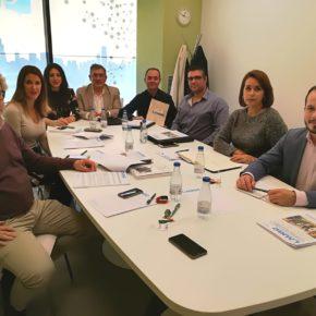 Cs La Rioja y Cs Navarra se reúnen con la AUGC de Navarra para recoger sus propuestas de mejora para la Guardia Civil