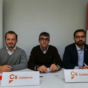 Ciudadanos reclama la creación de una oficina fija de expedición del DNIe en Calahorra para descongestionar el servicio en La Rioja