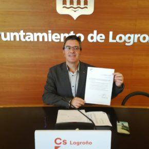 Ciudadanos presenta seis condiciones estratégicas para empezar a negociar los Presupuestos de 2019 para Logroño