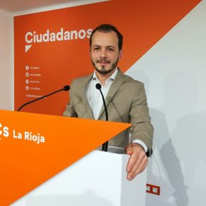 """Baena: """"Nos alegra que el Eje Miranda-Logroño-Castejón pueda optar a recibir financiación europea porque es una infraestructura prioritaria para La Rioja"""""""