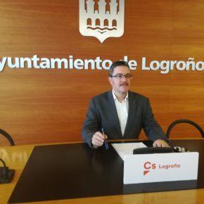 """San Martín: """"Si los presupuestos de Logroño no salen adelante, será un fracaso de Cuca Gamarra"""""""