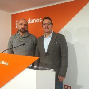 Ciudadanos exige a los ayuntamientos de Logroño y Lardero que cesen en su bloqueo a las conexiones entre los municipios