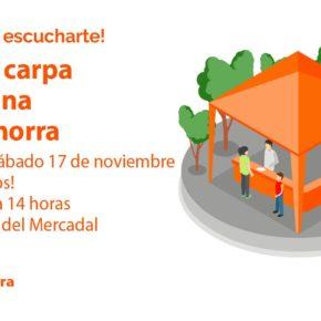 Ciudadanos Calahorra anima a los calagurritanos a expresar su opinión sobre el derribo del antiguo cuartel de la Guardia Civil