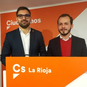 Ciudadanos solicita en el Congreso que el Tribunal de Cuentas fiscalice integralmente el sector público de La Rioja