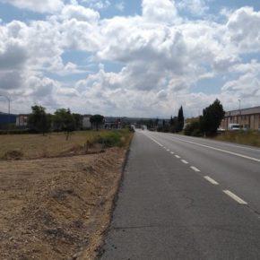 Ciudadanos Haro propone instalar fibra óptica para las empresas instaladas en el Polígono Industrial Fuenteciega